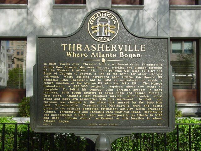 Thrasherville