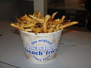 Thrasher.French Fries