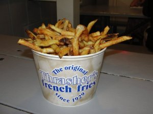 Thrasher.French Fries